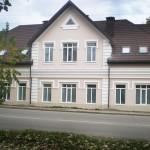 Фасад монастыря