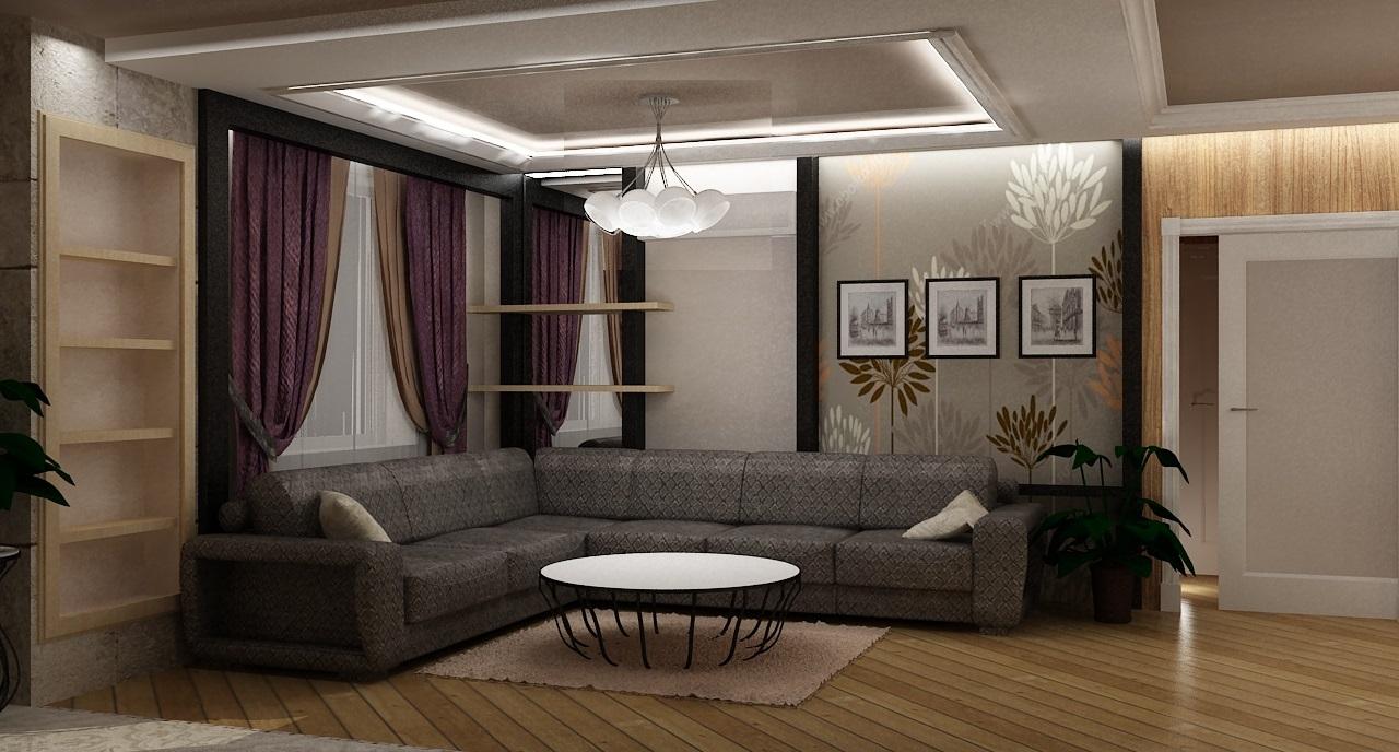 Проект ремонта квартиры на Циолковского