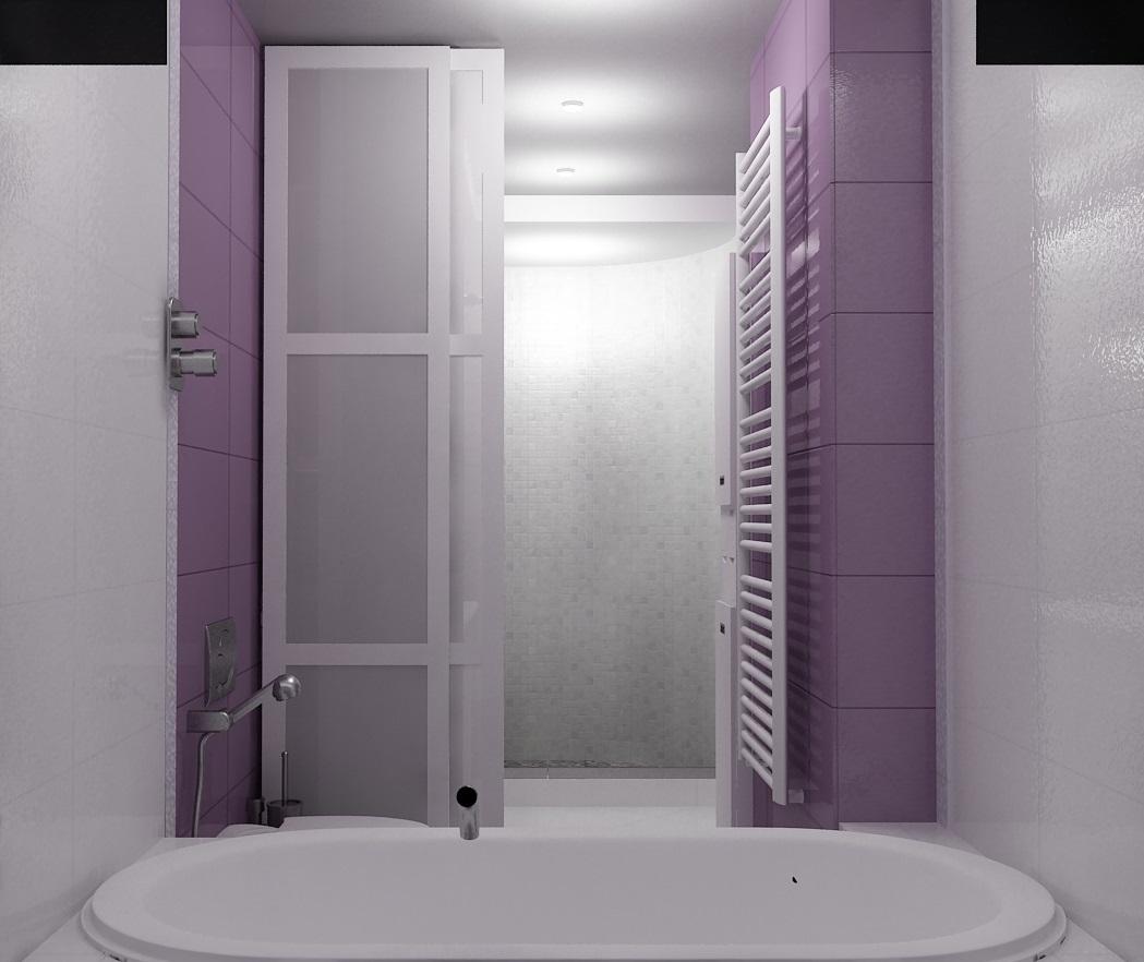 Проект ванной комнаты