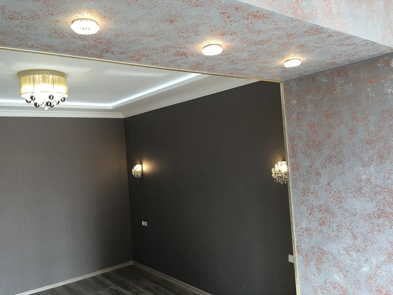 ремонт квартиры на улице Заречная