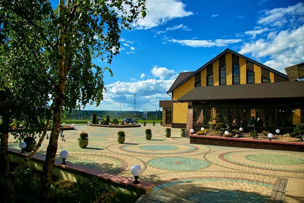 Кафе Петровские паруса в Калужской области (1)